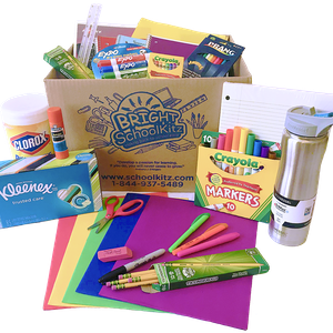Marketing School Supply Kits